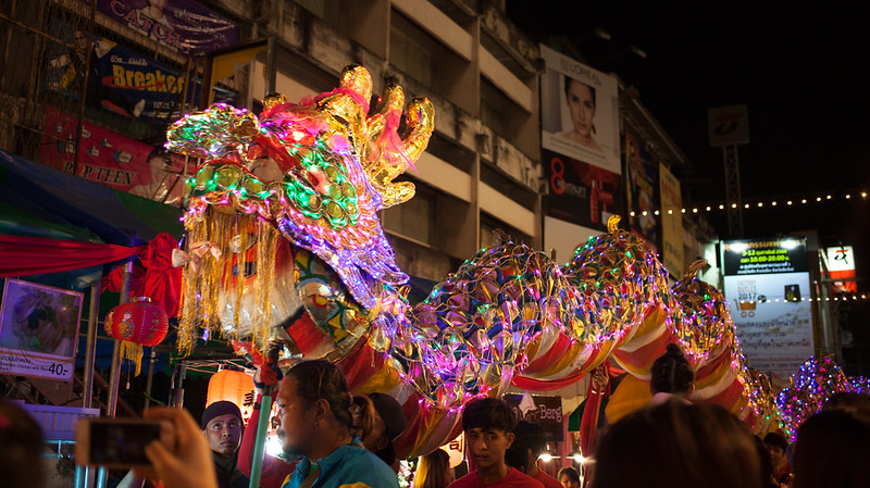 Chinese New Year @ Chiang Mai, Thailand