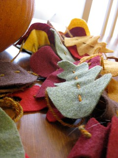 Felt Leaves | by vlnjodie