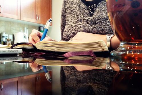 Liz Journaling