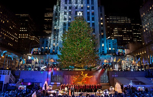 The 2012 Rockefeller Center Christmas Tree Lighting | by Anthony Quintano