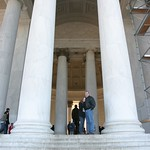 Jefferson Memorial Entrance