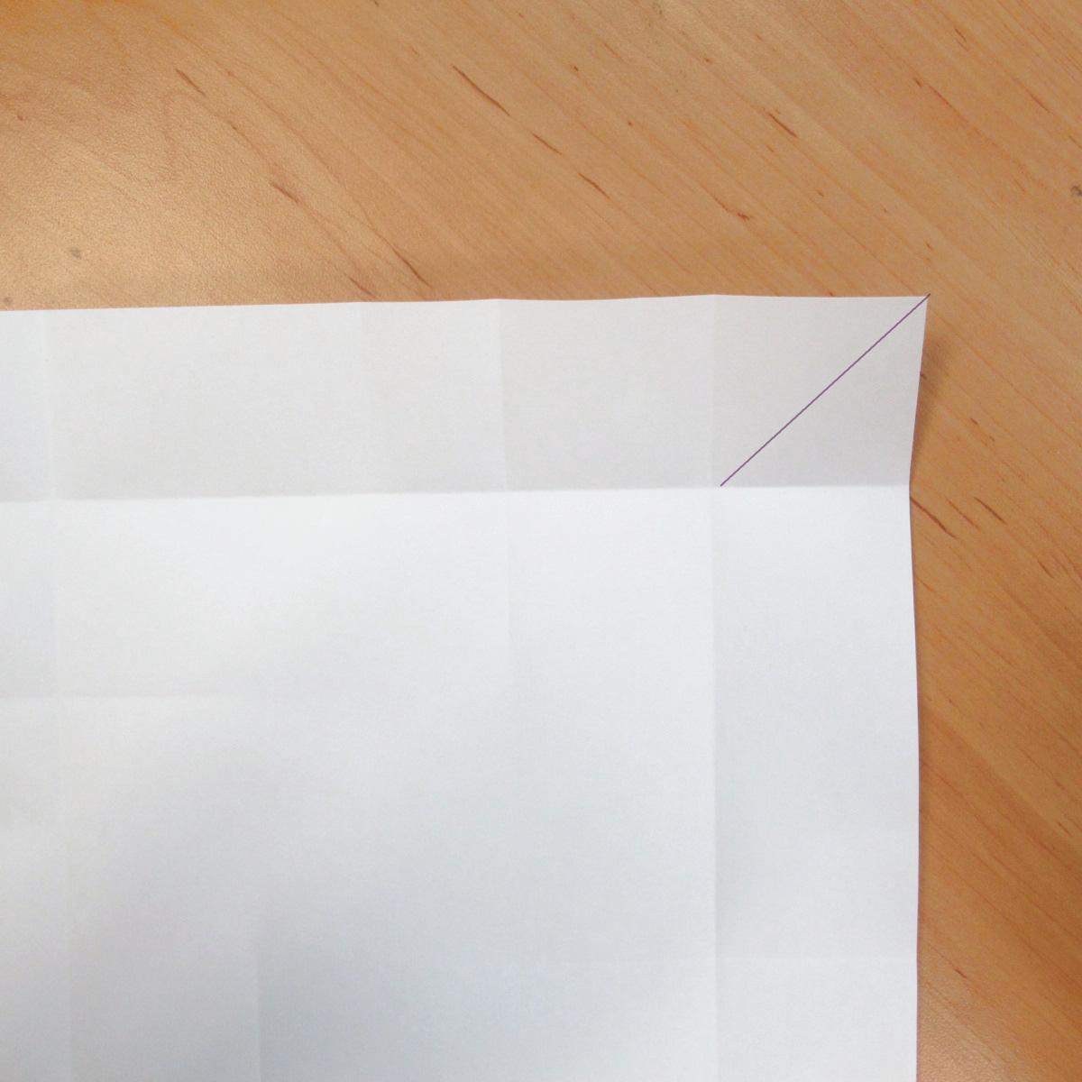 สอนการพับกระดาษเป็นที่ใส่ของรูปกลีบกุหลาบ (Rose box origami) 020