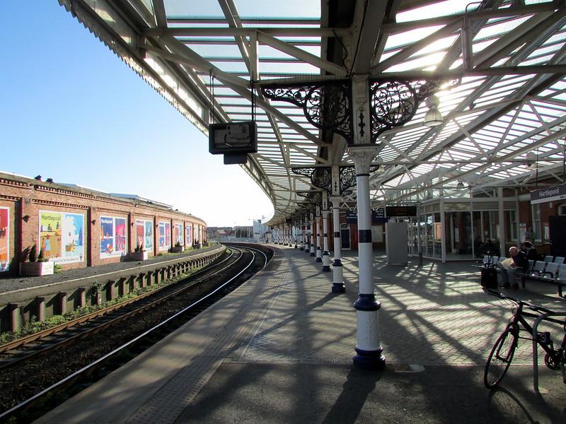 Hartlepool Station