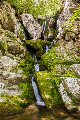 longexposure usa canon virginia waterfall nationalpark moss hiking hike nd blueridgeparkway polarizingfilter neutraldensityfilter whiterockfalls canon1585 canon70d