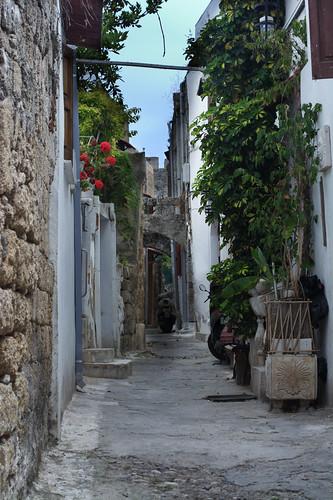 Alleyway, Rhodes | by glyn_nelson