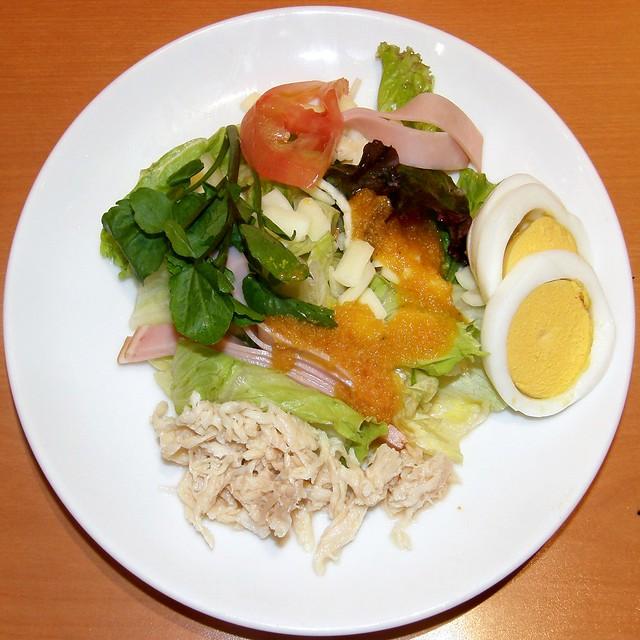 #5989 Cobb salad