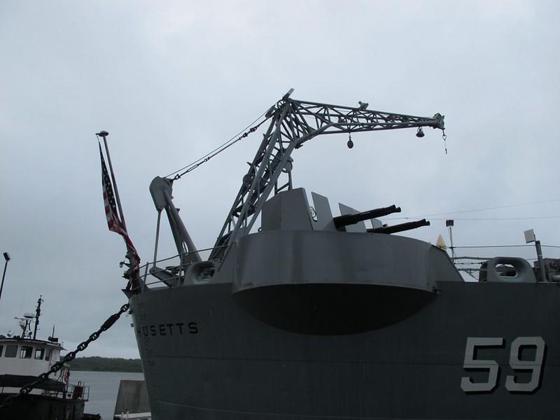 USS Massachusetts BB-59 3