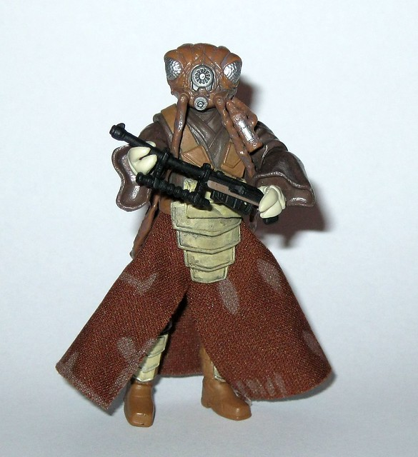 zuckuss bounty hunter star wars the legacy collection bd-54 the empire strikes back basic action figures 2009 hasbro c