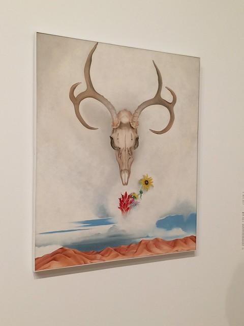 The indelible Georgia O'Keeffe