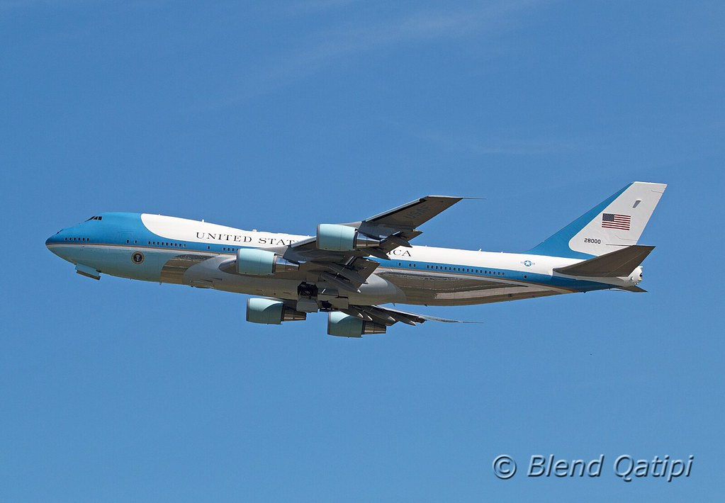 82-8000 - Air Force One