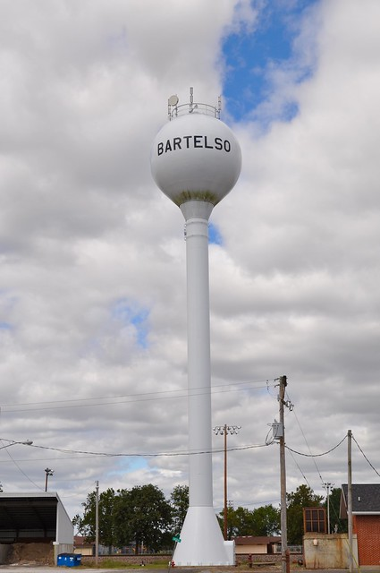 Bartelso Water Tower