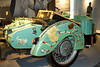 1953 Zündapp KS 601 Steib Gespann