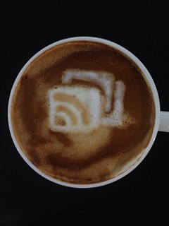 Today's latte, Goodbye Google Reader! | by yukop