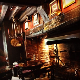 The Black Swan, York   by Texarchivist