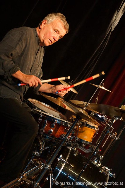 Erwin Rehling: drums