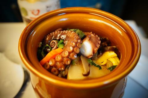 Ekiben 01: Takomeshi (Octopus meal)   by Curry puff, lah!