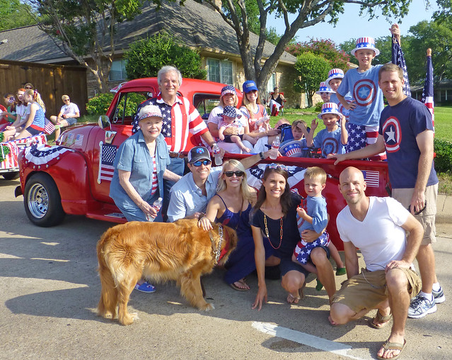 Fourth of July Parade 2014
