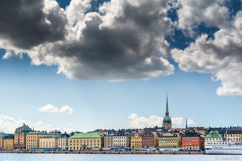 june clouds nikon sweden stockholm gamlastan scandinavia lightroom 2014 saltsjön stockholmcounty d7100