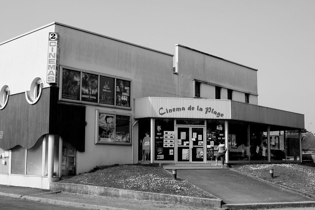 Le Cinéma de la plage - V 2