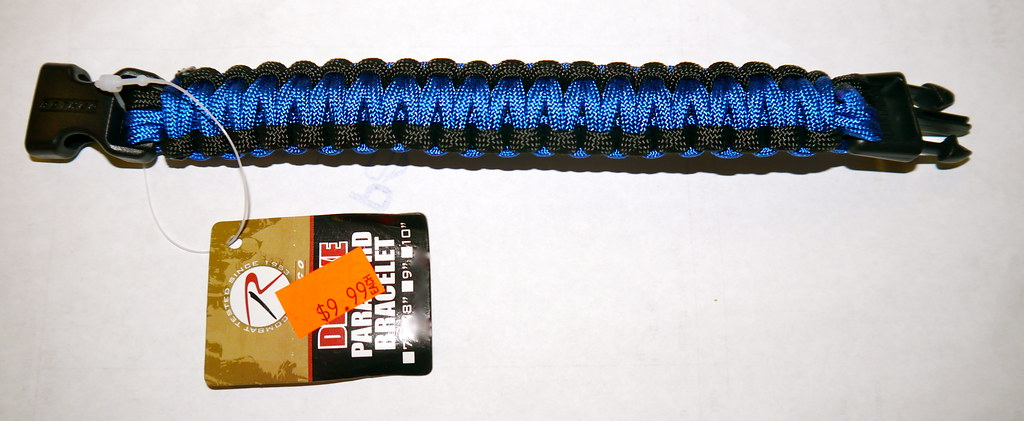 Paracord Bracelet for sale at Soldier Gear, Angus, Ontario