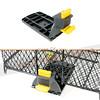 141T-020 TOPEAK MTX Basket Rear (TB2005)後貨架用金屬編網購物菜籃-4