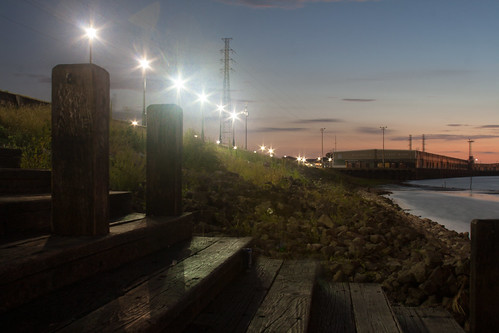 longexposure sunrise river dawn pier dock louisiana neworleans mississippiriver crescentcity bigeasy nawlins