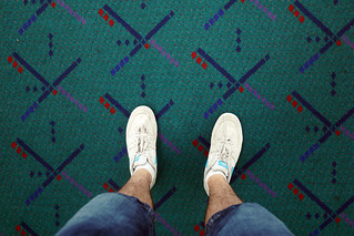 DSC01384 PDX Airport Carpet | by adamdachis