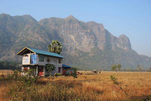 Mount Zwegabin - Hpa-an, Myanmar   by -AX-