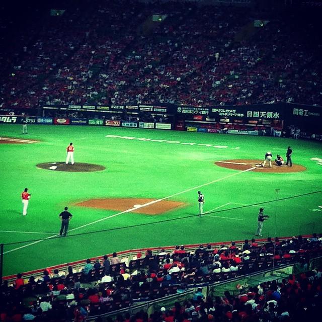 Lotte softbank vs Chiba Lotte