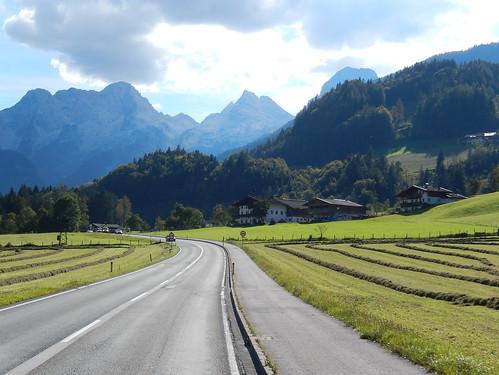 Onderweg naar Maishofen - 2