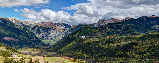 Telluride and Mountain Village