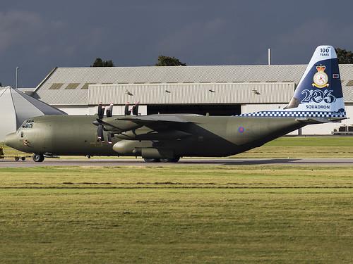 Royal Air Force | Lockheed Martin C-130J-30 Hercules C4 | ZH866 | by MTV Aviation Photography