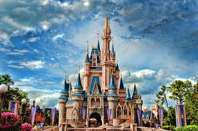 disney world castle pictures