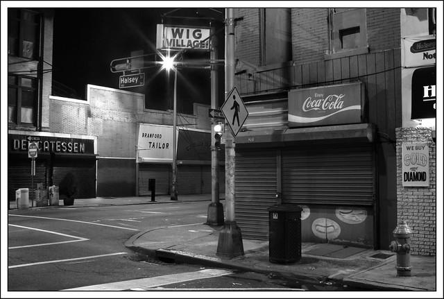 Halsey and Branford -  Newark, NJ  (2009)