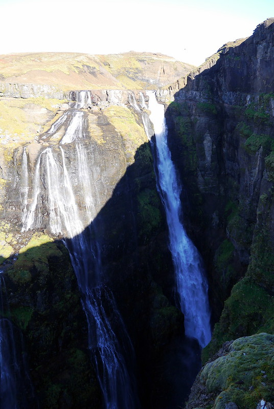 Height of Falls