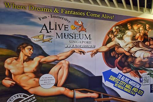 Alive Museum | by chooyutshing
