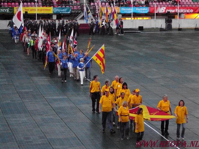 19-07-2009    Aan komst & Vlaggenparade (46)