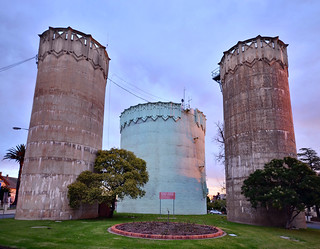 Burley Griffin Water Towers