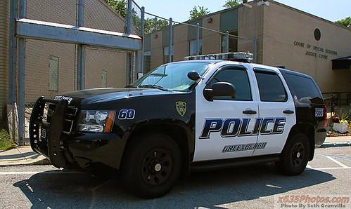 Greenburgh NY Police Car 60 Photo