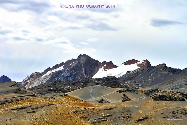 Montañas sector La Cumbre