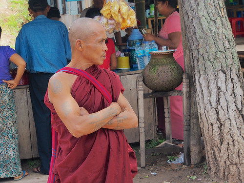 Buddhist Monk | by Clay Gilliland