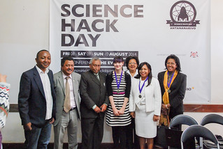Science Hack Day Madagascar opening event   by Matt Biddulph