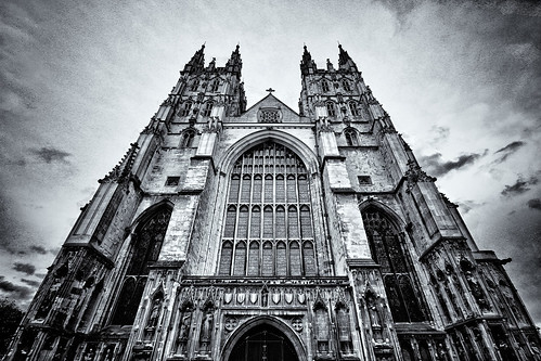 Canterbury Cathedral | by Hexagoneye Photography
