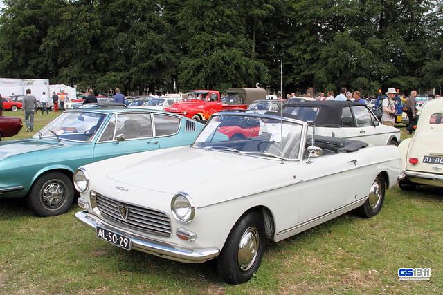 1961 - 1964 Peugeot 404 Cabriolet