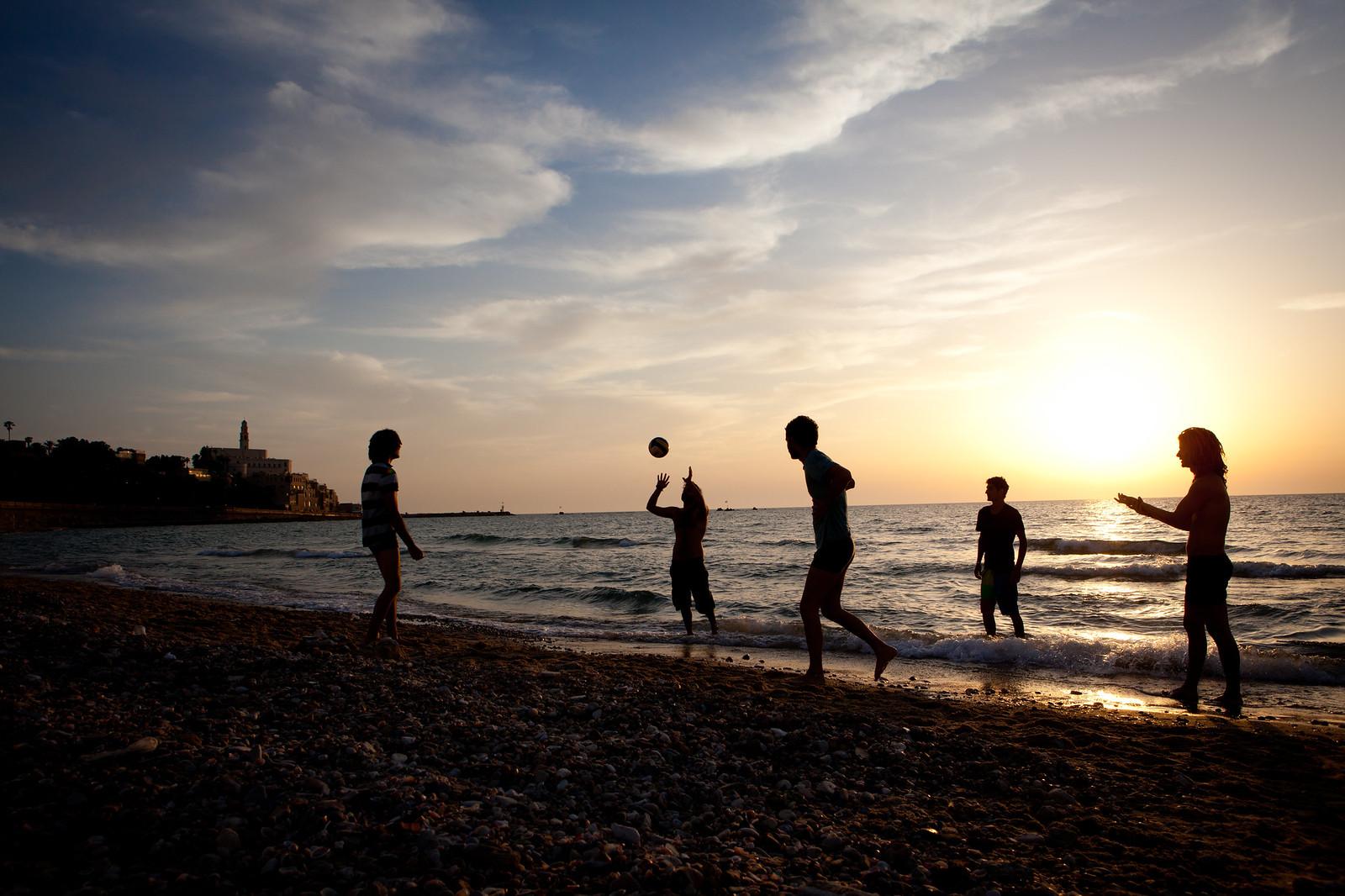 Beach _ Tel Aviv_ Dana Friedlander
