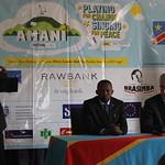 Amani Festival 2014 - Conférence de presse à la mairie de Goma