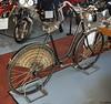 1920-25  Dürkopp Fahrrad mit Kardanantrieb