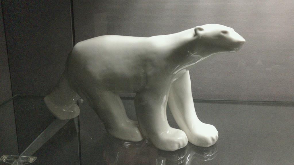 L'Ours blanc de François Pompon