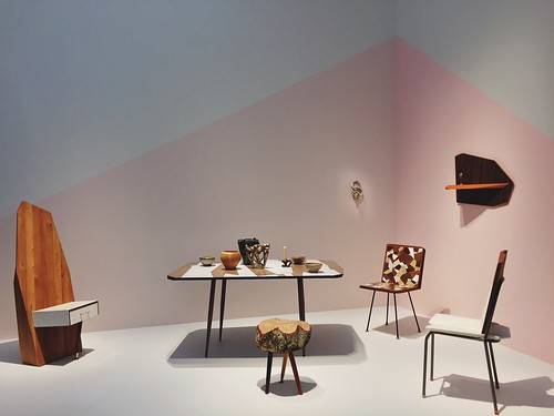 Martino Gamper furniture at the Te Papa Museum in Wellington | by lady3jenn