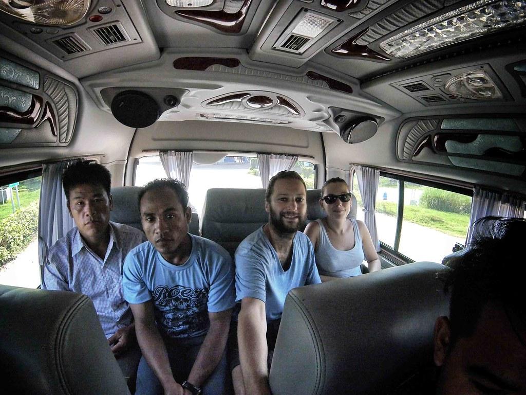 Vang Vieng - En route